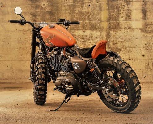 Aussteller Harley Davidson Motorräder Bündner Bike St.Gallen Ostschweiz