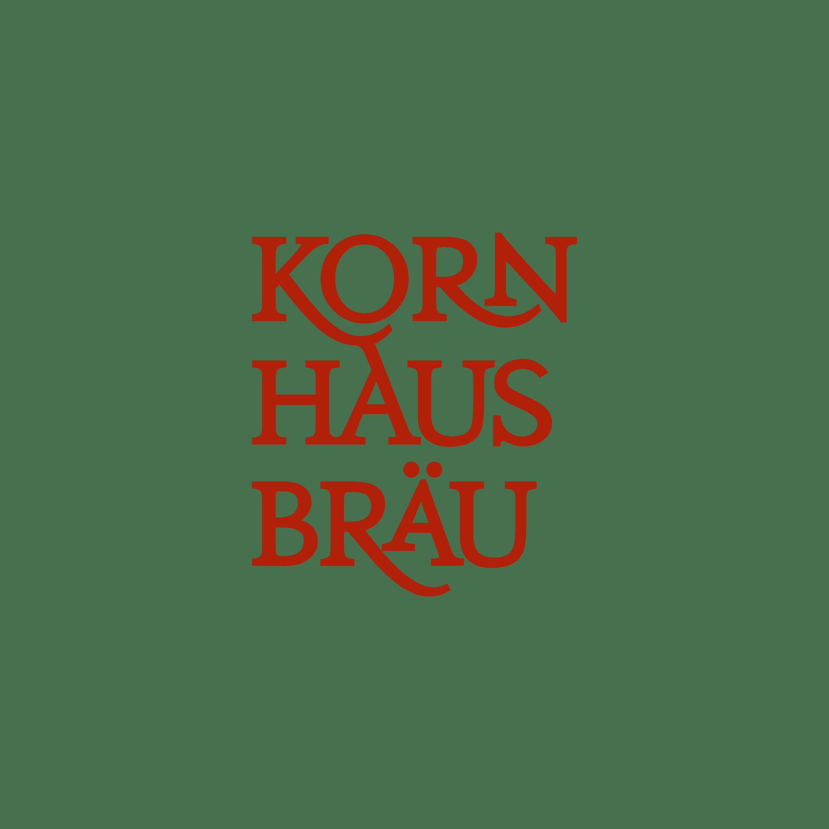 Logo Kornhausbräu
